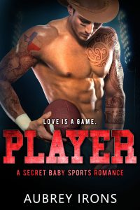Player: A Secret Baby Sports Romance by Aubrey Irons