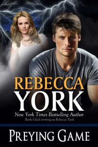 Preying Game by Rebecca York
