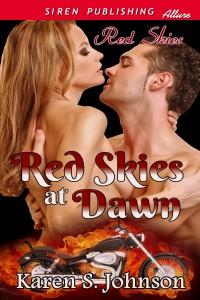 Red Skies At Dawn by Karen S. Johnson