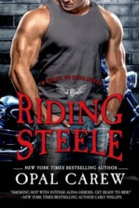 Riding Steele (Ready to Ride Series Book 3) by Opal Carew