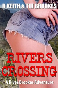 RIvers Crossing by D. Keith