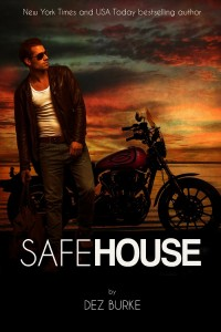 Safe House (Steel Infidels Biker MC Romance) by Dez Burke