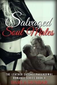Salvaged Soul Mates: The Leather Satchel Paranormal Romance Series, Book 4 by Darla Dunbar