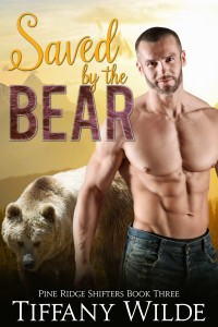 Saved by the Bear: BBW Paranormal WereBear Shifter Standalone Romance (Pine Ridge Shifters Book 3) by Tiffany Wilde