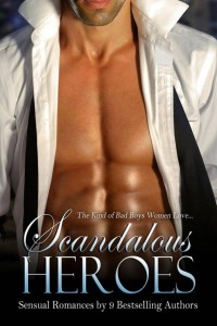Scandalous Heroes by Sienna Mynx