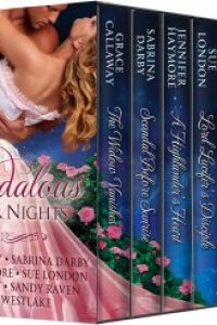 Scandalous Summer Nights by Vivienne Westlake