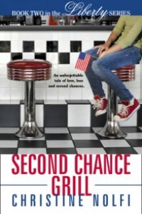 Second Chance Grill by Christine Nolfi @christinenolfi