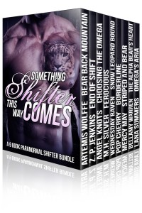 Something Shifter this Way Comes (9 Book Paranormal M/M Shifter Romance) by Artemis Wolffe