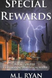 Special Rewards  Book 2 of The Coursodon Dimension Series by M.L. Ryan