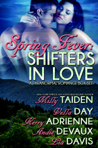 Spring Fever: Shifters in Love by Kerry Adrienne, Milly Taiden, Lia Davis, Vella Day & Andie Devaux
