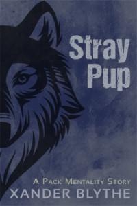 Stray Pup by Xander Blythe