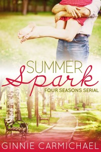 Summer Spark by Ginnie Carmichael