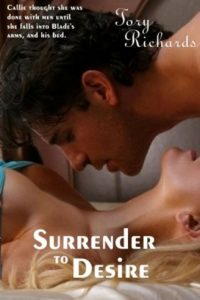 Surrender to Desire by Tory Richards