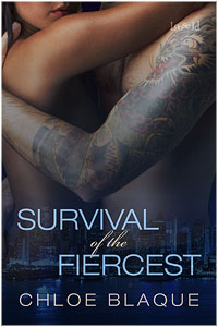 Survival of the Fiercest by Chloe Blaque