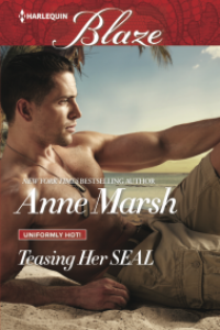 Teasing Her SEAL by Anne Marsh