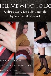 Tell Me What To Do: A Three Story Discipline Bundle by Wynter St. Vincent