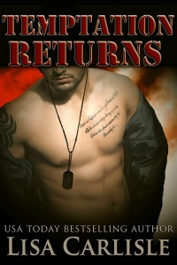 Temptation Returns by Lisa Carlisle