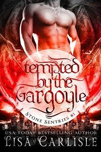 Tempted by the Gargoyle by Lisa Carlisle