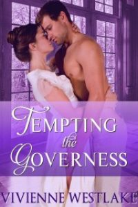 Tempting the Governess by Vivienne Westlake