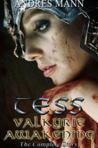 Tess – Valkyrie Awakening by Andres Mann