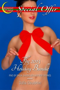 The 2013 Holiday Bundle (Five of Dalia Daudelin's Hottest Stories) by Dalia Daudelin