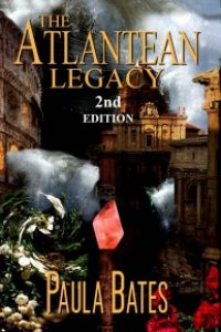 The Atlantean Legacy by Paula Bates