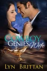 The Cowboy Genie's Wife by Lyn Brittan