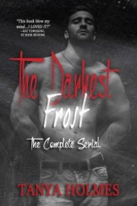 The Darkest Frost, The Complete Serial, Volumes 1 & 2 by Tanya Holmes