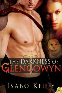 The Darkness of Glengowyn by Isabo Kelly