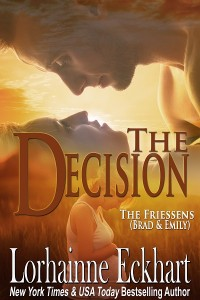 The Decision by Lorhainne Eckhart