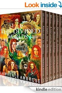 The Divided Worlds 1 – 6: Omnibus Edition by Lawrence Ambrose