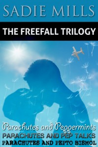 The Freefall Trilogy (Complete Collection) by Sadie Mills @sadiemillsbooks