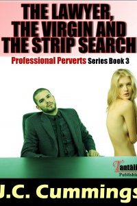 The Lawyer, the Virgin, and the Strip Search by J.C. Cummings