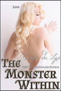 The Monster Within: Elemental Love (A Fantasy Romance Novel) by Cerys du Lys