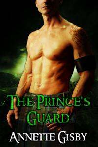 The Prince's Guard by Annette Gisby