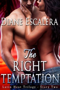 The Right Temptation by Diane Escalera