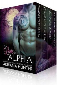 To Love An Alpha by Adriana Hunter
