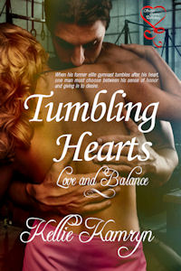 Tumbling Hearts by Kellie Kamryn