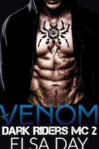 Venom: Dark Riders Motorcycle Club by Elsa Day