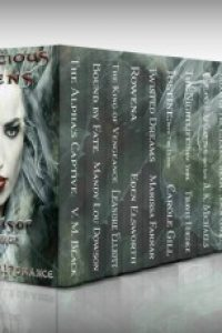 Voracious Vixens, 13 Novels of Sexy Horror and Hot Paranormal Romance (Adult Paranormal Romance Anthology) by Travis Luedke