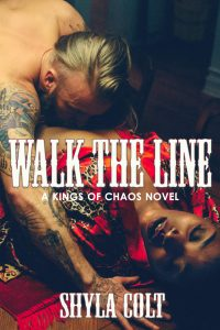 Walk the Line by Shyla Colt
