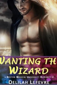 Wanting the Wizard by Delilah Lefevre