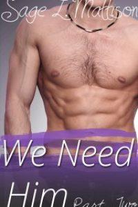 We Need Him Part 2 by Sage L Mattison