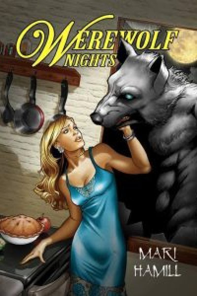masks in werewolf nights a book by mari hamill