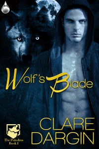 Wolf's Blade- The Paladins by Clare Dargin