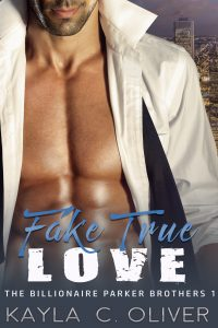 Fake True Love by Kayla C. Oliver