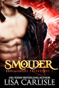 Smolder by Lisa Carlisle