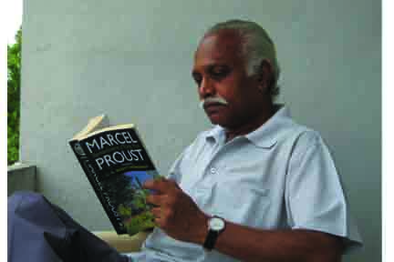 Author Interview: BS Murthy