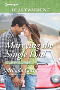 Marrying the Single Dad by Melinda Curtis