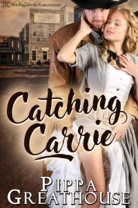 Catching Carrie by Pippa Greathouse